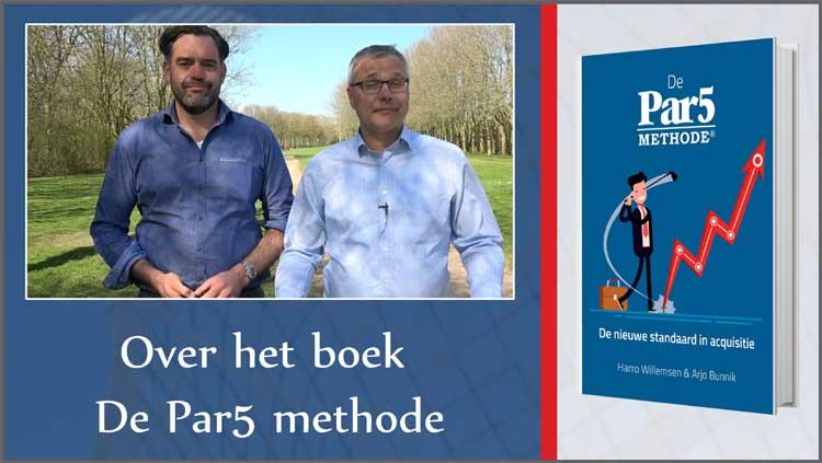 Over het boek de Par5 methode